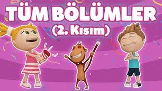 Кукули - Забавные мультфильмы для детей  Воспитательные детские песни