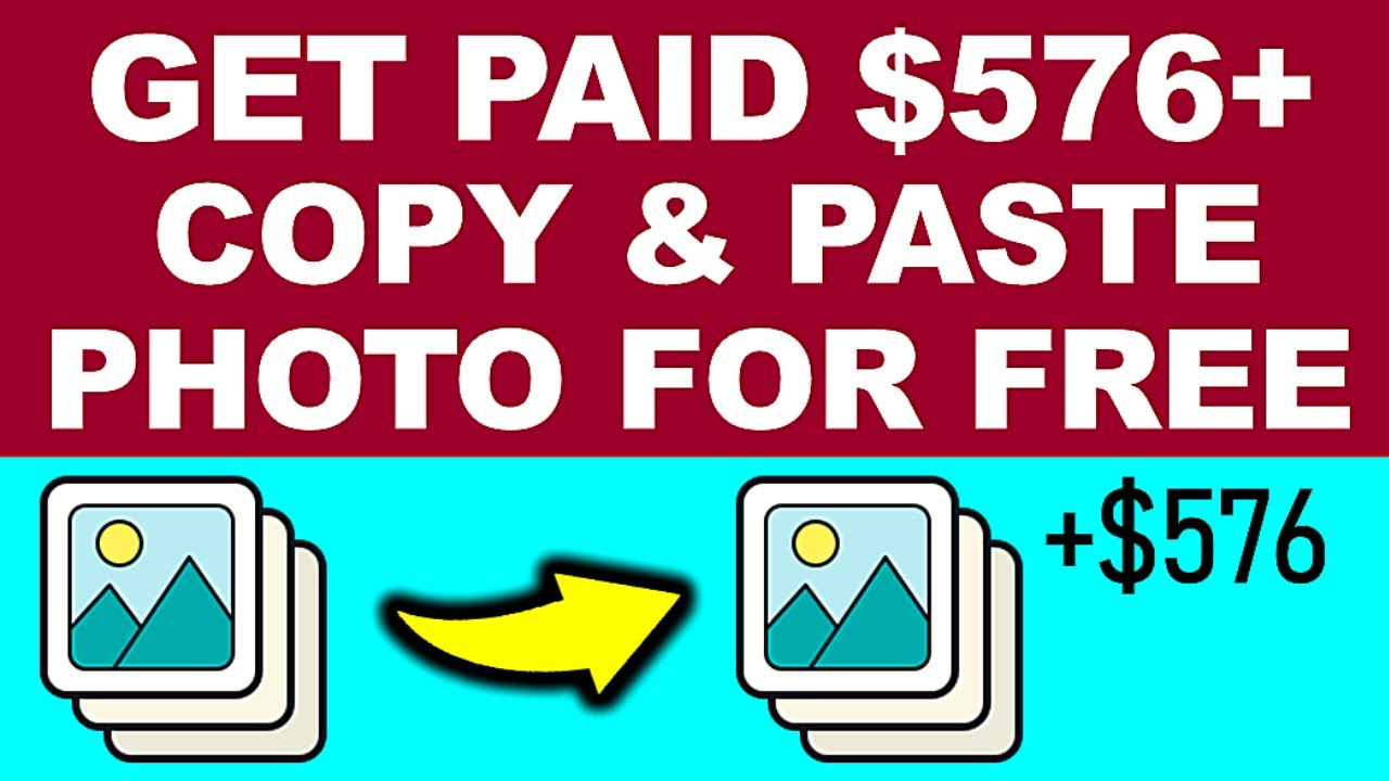 Branson Tay | Earn $576+ in 1 Hour JUST Copy & Pasting Photos For FREE! (Make Money Online)