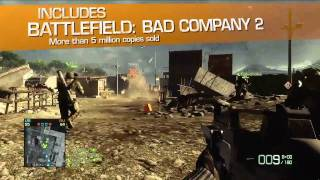 Battlefield: Bad Company 2 - Ultimate Edition - Trailer @ HD (!)