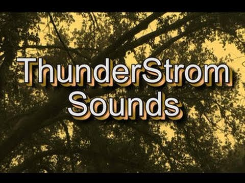 Thunder and Rain 20mins Sleep Video