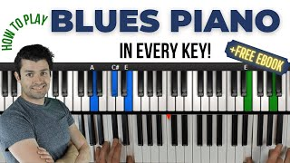 How To Play The Blues Scale In…