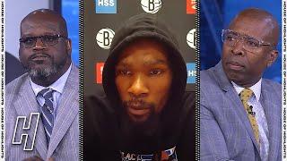 Inside the NBA Previews Nets vs Bucks Game 5