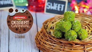 Pineapple Chocolate Truffles Britannia Dessert Carnival Easy Chocolate Truffle Recipe पाइनएप्पल चॉकल