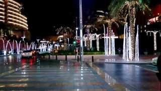 Ночной Дубай(Ночной Дубай около Dubai Mall., 2013-01-01T09:58:17.000Z)