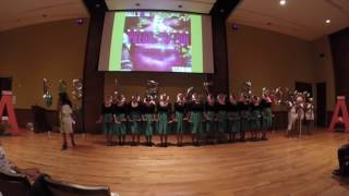 Alpha Kappa Alpha Sorority, Inc. Epsilon Delta Chapter FA 16 Probate