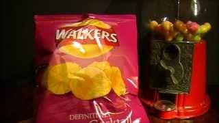 Walkers Chips Prawn Cocktail -garnalen Cocktail