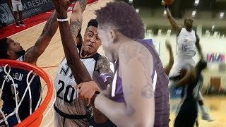 OMFG BAPTIZED HIM!!! THE MOST DISRESPECTFUL SUMMER LEAGUE DUNKS EVER!