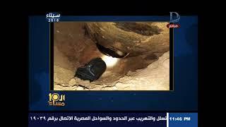 العاشرة مساء   الإرهابيون على الحدود الأردنية العراقية يستغلون أنابيب النفط القديمة لتهريب الأسلحة