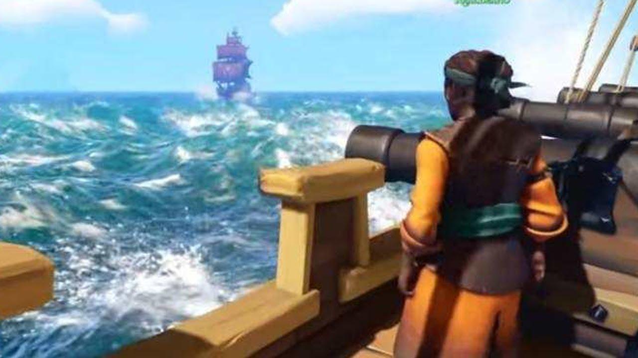 <b>Sea of Thieves</b> For <b>Xbox</b> One And Windows 10 | <b>Xbox</b>