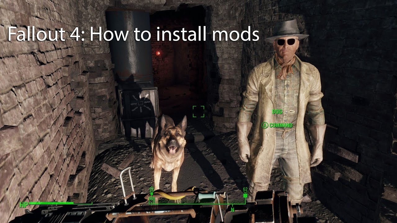 Fallout 4 guide: How to install mods | VentureBeat