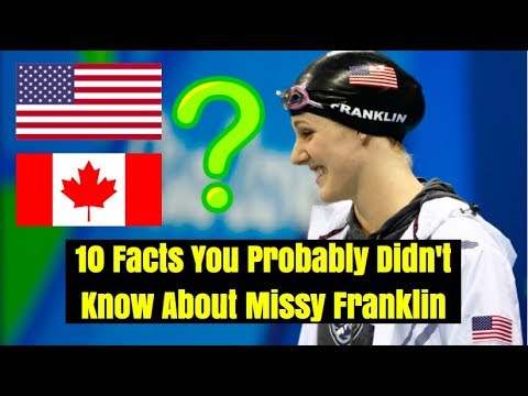 Missy Franklin: 10 Facts You Probably Didn