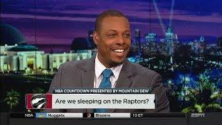 Are we sleeping on the Raptors? | NBA Countdown