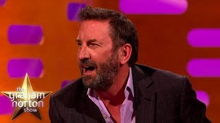 Lee Mack Was Terrified He'd Sh*t Himself On Stage | The Graham Norton Show