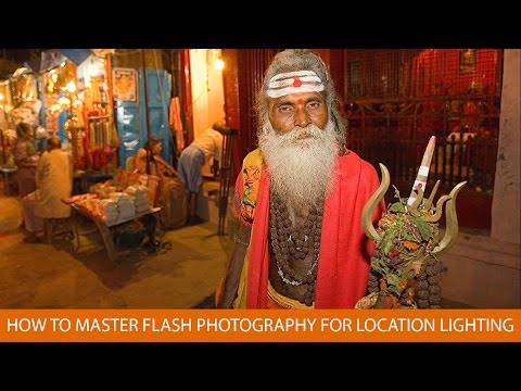 How to Master Flash Photography for Location Lighting with Bob Krist