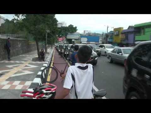 ABG (Anak Bogor Galak) BOCAH SMP HADANG SEPEDA MOTOR..!!