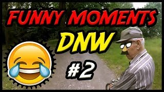 Downhill Na Wesoło - DNW Funny Moments #2