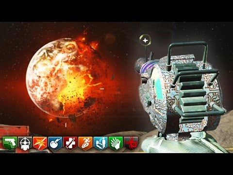 MOON REMASTERED EASTER EGG ENDING - BO3 ZOMBIES CHRONICLES DLC 5 GAMEPLAY (Black Ops 3 Zombies)