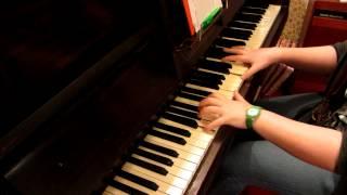 Hoppipolla piano cover
