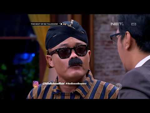 Pak Wibowo Kesulitan Ngomong Bahasa Jawa - The Best Of Ini Talk Show