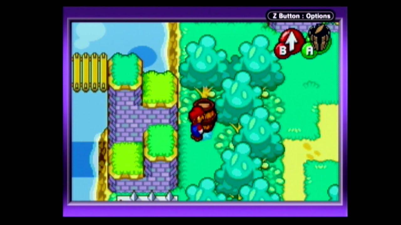 TASVideos - GBA Mario & Luigi: Superstar Saga