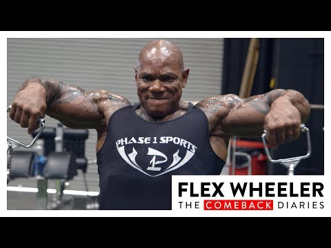 Download Youtube: Struggles Of Contest Prep Over 50 (5 Weeks Out Olympia 2017) | Flex Wheeler: The Comeback Diaries