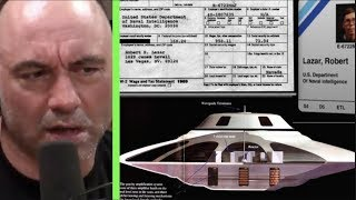 Joe Rogan on Bob Lazar and UFO's