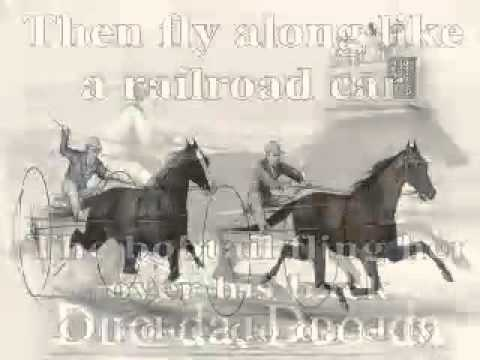 Camptown Races (With Lyrics)- Stephen Collins Foster Arr.Peter.M.Adamson