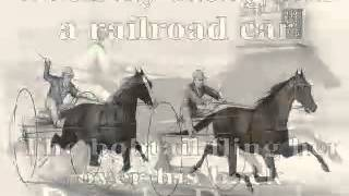 Camptown Races (With Lyrics)- Stephen Collins Foster Arr.P.M.Adamson