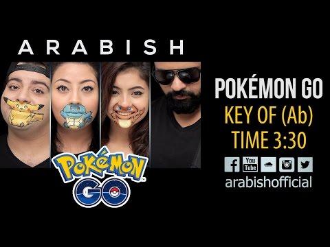 Arabish - Pokémon Go (Karaoke)