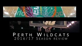 2016/17 Perth Wildcats season review