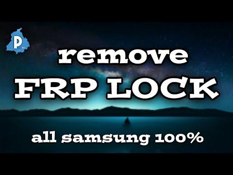 remove frp lock in all samsung   easy   TechJS     UPSchannel eu