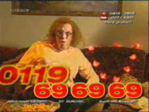 Kenny ringe sextelefon