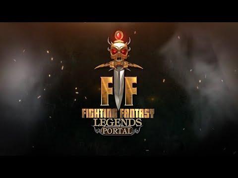 Fighting Fantasy Legends Portal - Gameplay Android et iOS (iPhone / iPad) par KickMyGeek