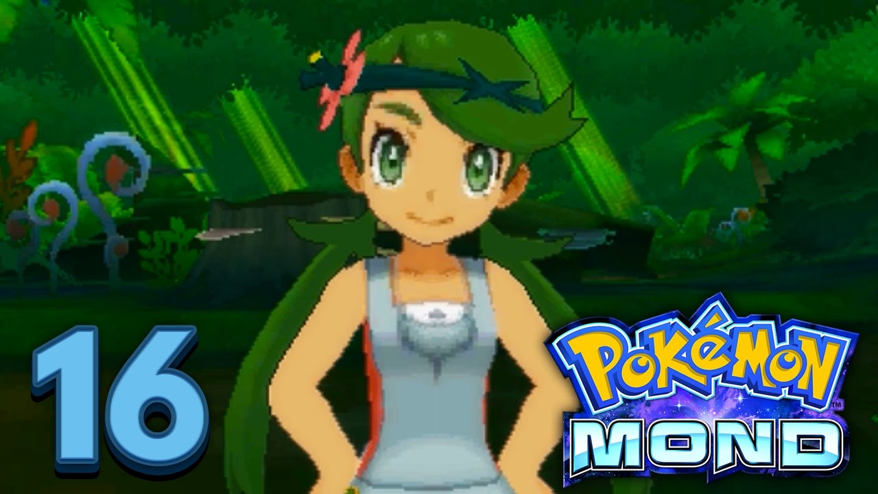 Pokemon mond maho