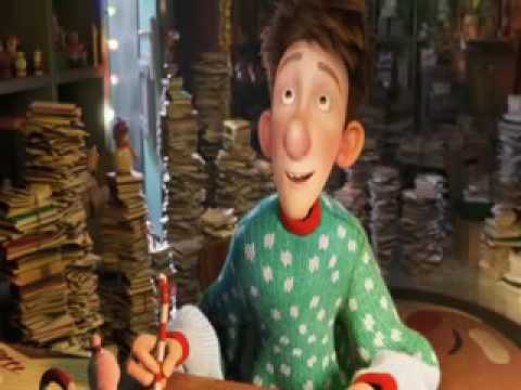 Arthur Christmas Out Now Youtube