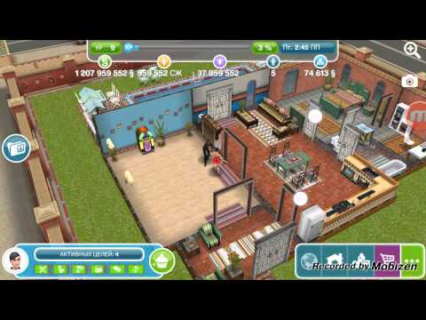 #5 The Sims Freeplay💖 Танцы💃