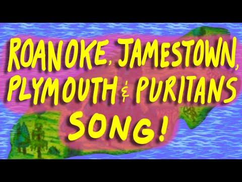 English Colonies Song  aka Roanoke  Ben Leddy