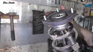 видео Амортизатор Tucson передний (газ-масло), Kayaba (339742) правый