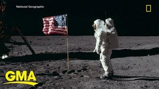 Apollo 11 anniversary: Revisiting the moment Americans landed on the moon   | GMA
