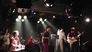 花・太陽・夢(PYGの曲) カバー曲 BBゴローバンド Vo.BBゴロー Gt...