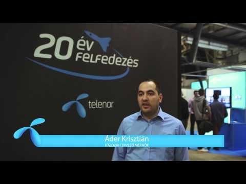 Telenor Okostelefon Akadémia 6.0