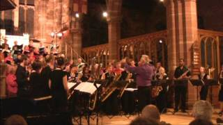 One Hand, One Heart – Saxophones & Voices Together 4
