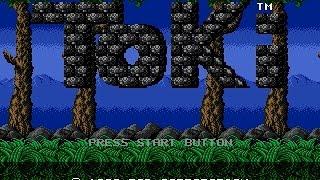 Mega Drive Longplay [414] Toki: Going Ape Spit