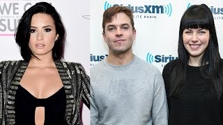Demi Lovato Accused of Sampling Sleigh Bells Songs Without Permission