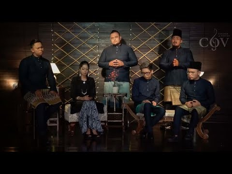 『COV』Colour Of Voices - 2018 Raya Medley (A Cappella)