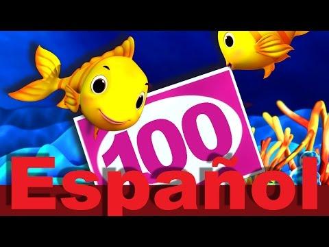 Números Para Niños | Aprender A Contar De 10 En 10 Hasta 100 | Canciones Infantiles LittleBabyBum