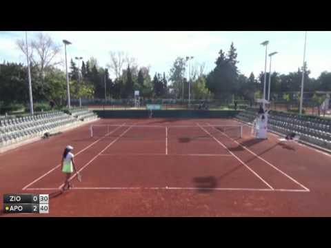 Ziouti Salma v Aponasenko Vasilisa - 2016 ITF Rabat
