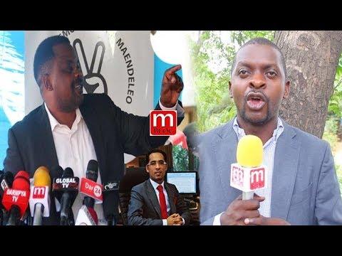 Mwakyembe Amvaa Lema, Ampiga 'Stop' Sakata la MO Dewji