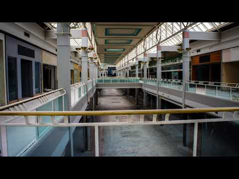 Dancing With Tears In My Eyes (Playing In An Empty Shopping Centre)