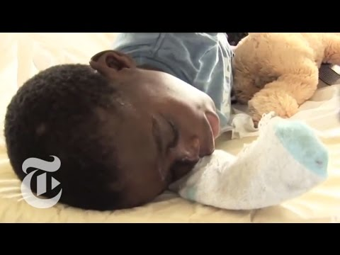 World: Surviving Haiti's Earthquake: Children | The New York Times